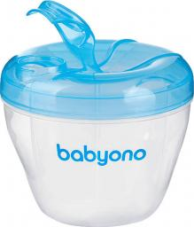 Babyono Pojemnik na mleko w proszku niebieski (ON0711)