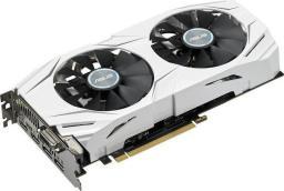 Karta graficzna Asus GeForce GTX 1060 Dual 3GB GDDR5 (192 Bit) 2xHDMI, 2xDP, DVI-D, BOX (DUAL-GTX1060-3G)