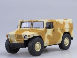 SSM Russian Army Jeep GAZ-233002 Tiger (SSM-2003)
