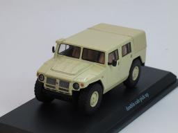 SSM Russian Army Jeep GA Z-233001 (beige) (SSM-2001)