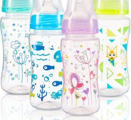 Babyono butelka szerokootworowa 300ml (404)