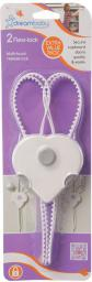Dreambaby Elastyczne zamki do szafek (DRE000097)