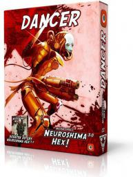 Portal Games Gra planszowa Neuroshima Hex 3.0: Dancer (80101)