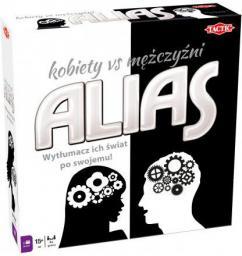 Tactic Gra planszowa Alias kobiety vs. mężczyźni (53703)