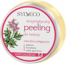 Sylveco Peeling enzymatyczny dla cery wrażliwej i naczynkowej
