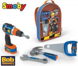 Smoby Plecak z narzędziami Bob Budowniczy  (ZA-90279)