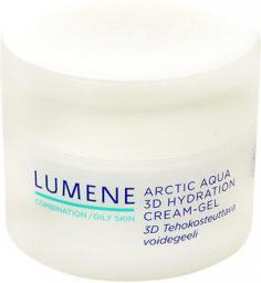 Lumene Arctic Aqua 3D Hydration Cream-Gel Krem do twarzy do skóry mieszanej i tłustej 50ml