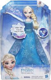 Frozen Rozświetlona śpiewająca Elsa (B6173)