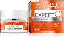 Eveline Krem do twarzy  Skin Action Booster Krem-koncentrat rozświetlający 50ml