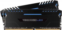 Pamięć Corsair Vengeance LED, DDR4, 16 GB,3000MHz, CL15 (CMU16GX4M2C3000C15B)