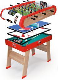 Smoby Stół do gry 4w1 (7600640001)