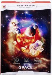 Mattel VIEW MASTER Kosmos, rozszerzenie - DLL70