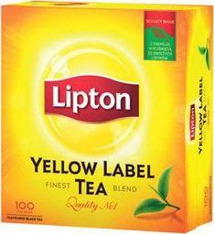 Lipton LIPTON YELLOW LABEL 100TB - zakupy dla firm - 17112607