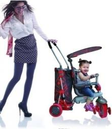 Smart Trike & GO-CZERWONY STGTS70001 (SMART0042)