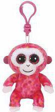 Breloczek TY Beanie Boos Ruby - Różowa Małpka - Brelok (210141)