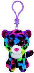 Breloczek TY Beanie Boos Dotty - Multicolor Lampart - Brelok  (210195)