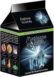 Ranok Zabawki naukowe - Magiczne kryształy - 157173