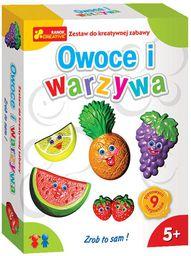 Ranok Zestaw do kreatywnej zabawy - Owoce i warzywa - 157123