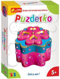 Ranok Zestaw do kreatywnej zabawy - Puzderko - 157122