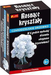 Ranok Rosnące kryształy. Czarodziejskie drzewko białe - 181641