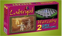 Gabi Warcaby/Labiryn
