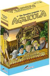 Lacerta Agricola: Talia graczy (189235)