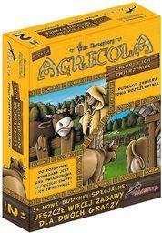 Lacerta Agricola: Chłopi i ich zwierzyniec - Jeszcze więcej budynków do zwierzyńca