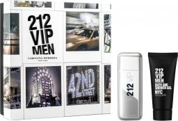 Carolina Herrera 212 VIP Men EDT/S 100ml + żel pod prysznic 100ml