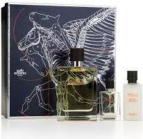 HERMES ZESTAW Hermes Terre D'Hermes EDT spray 100ml + EDT 12,5 ml + ASB 40 ml