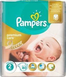 Pampers Pieluchy Premium Care 2 Mini 80SZT. - zakupy dla firm (741633)