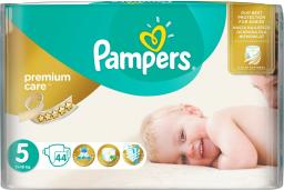Pampers Pieluchy Premium Care VP 5 Junior 44SZT