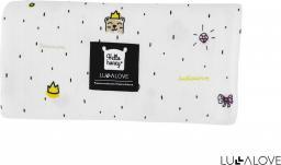 LullaLove Otulacz muślinowy 100x100 Księżniczka (LLV08992)