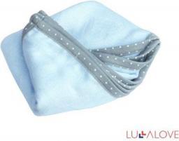 LullaLove supeRRO junior – idealny dla większych dzieci BŁĘKIT, 110x110cm (LLV_P_SU_J_B)