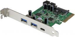 Kontroler StarTech (PEXUSB312EIC)