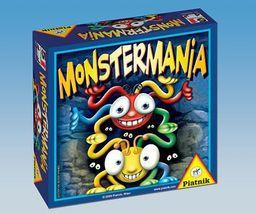 Piatnik Monstermania - gra dla najmłodszych (68843)
