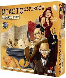 Rebel Gra planszowa Miasto szpiegów: Estoril 1942
