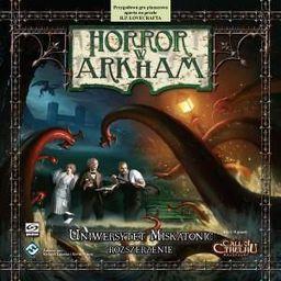 Galakta Gra Horror w Arkham: Uniwersytet Miskatonic (180800)