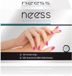 NEESS NEESS*FOLIA DO ŚCIĄGANIA HYBRYD 50szt.(2494) T