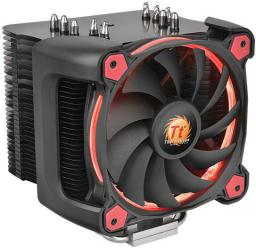 Chłodzenie CPU Thermaltake Riing Silent 12 Pro Red  (CL-P021-CA12RE-A)