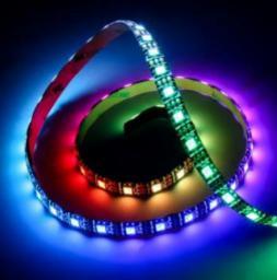 Lamptron Taśma LED RGB 1m z pilotem (LAMP-LEDFP1001)