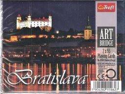 Trefl Karty - Art Bridge - Braticlava (103666)