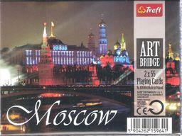 Trefl Karty - Art Bridge - Moscow (103669)
