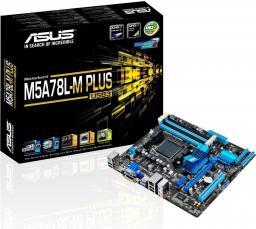 Płyta główna Asus M5A78L-M PLUS