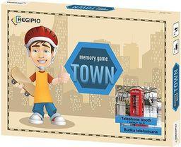 Regipio Memory Game - Town (w pudełku) REGIPIO - 149117