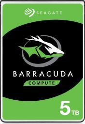 """Dysk Seagate BarraCuda 5 TB 2.5"""" SATA III (ST5000LM000)"""