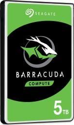 """Dysk Seagate Barracuda 5TB 2.5"""" SATA III (ST5000LM000)"""
