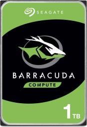 Dysk Seagate BarraCuda 1TB 6Gb/s SATA (ST1000DM010)
