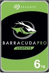 """Dysk Seagate Barracuda Pro 6 TB 3.5"""" SATA III (ST6000DM004)"""