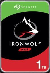 """Dysk serwerowy Seagate IronWolf 1TB 3.5"""" 5900 SATA III (ST1000VN002)"""