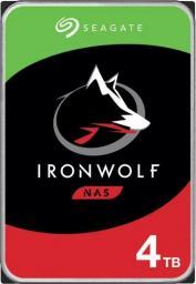 """Dysk serwerowy Seagate IronWolf 4TB 3.5"""" 5900 SATA III (ST4000VN008)"""